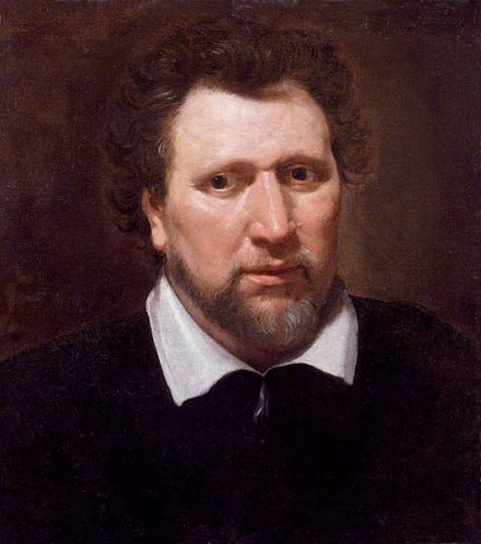 Benjamin Jonson, after Abraham van Blyenberch.