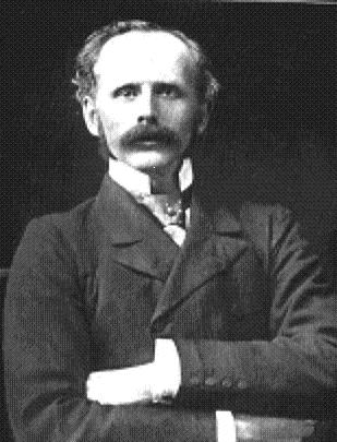 The picture is the frontispiece of The Life of Henry Drummond by George Adam Smith, published in 1898.