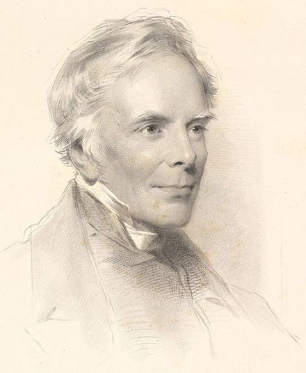 Portrait of John Keble.