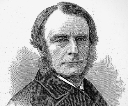 Charles Kingsley, British clergyman and writer.