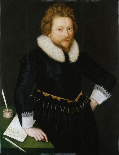 NPG 6829,John Fletcher,by Unknown artist