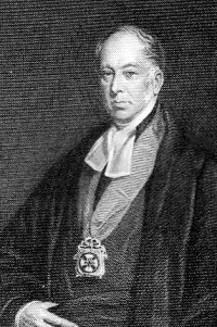 Richard Whately, (February 1, 1787 – October 8, 1863), English philosoph