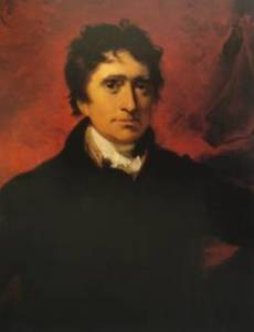 Thomas Erskine, 1st Baron Erskine by Thomas Lawrence 1802, Lincoln's Inn, London.