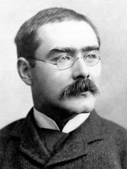 Kipling in 1915.