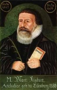 Martin Rinkart (1586–1649).