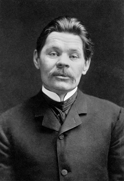 Portrait of Gorky, c. 1906.