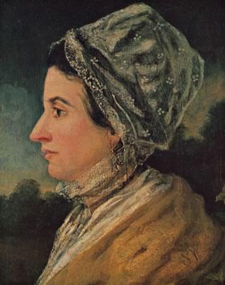 Susanna Wesley.