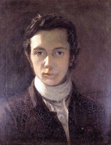 A self-portrait from about 1802.