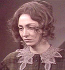 Rosemary McHale portraying Emily in the Brontes of Haworth