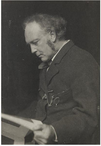 Stopford Brooke, c. 1890.